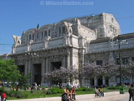 Milano Centrale Station Building